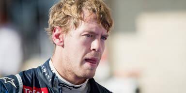 Vettel zittert vor dem Finale