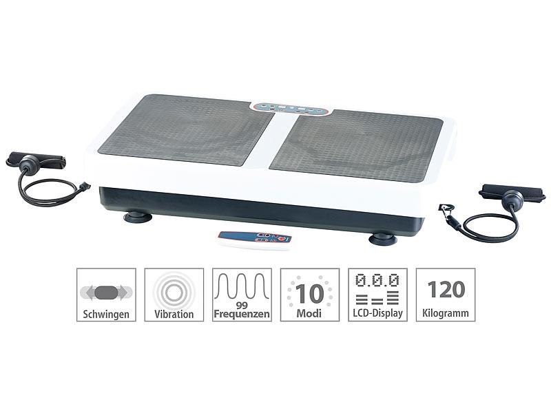 Pearl - ADV - Gesund24 - Vibrationsplatte NX7256 - Bild 4