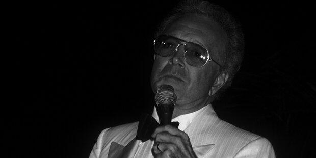 Sänger Vic Damone gestorben