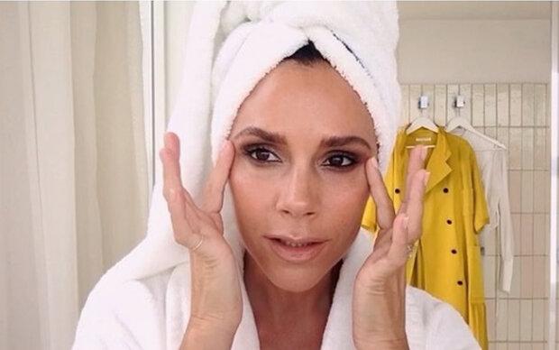Die Beauty-Routine von Victoria Beckham