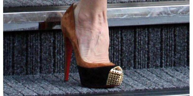 Victoria Beckham: Ihre Füße sind kaputt!