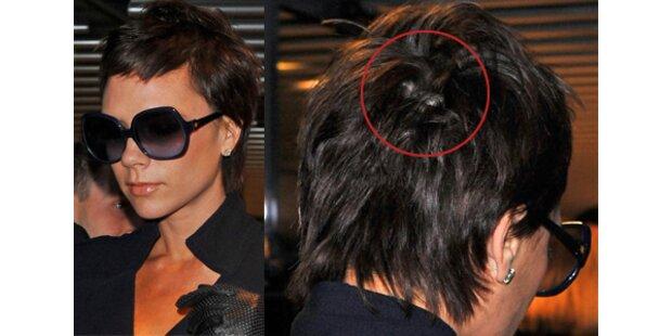 Gehen Victoria Beckham die Haare aus?