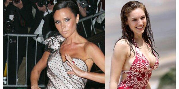 Victoria Beckham hat schlechteste Figur