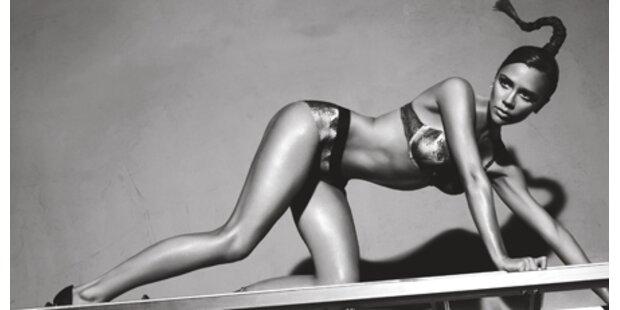 Victoria Beckham: Neue Armani-Kampagne