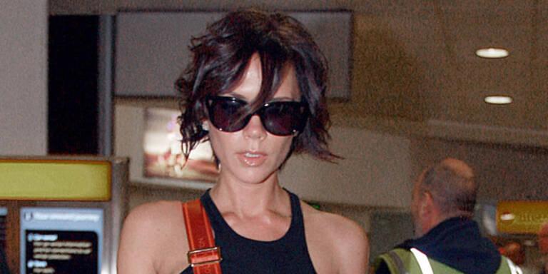 Victoria Beckham kommt nach Wien