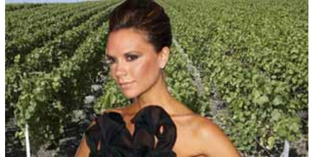 Victoria Beckham will ihren eigenen Wein machen
