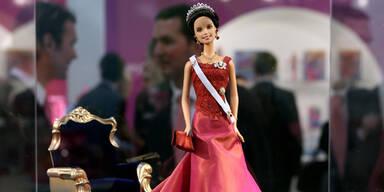 Victoria von Schweden als Barbie