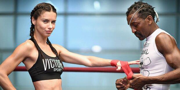 So trainieren die Victoria's Secret-Models
