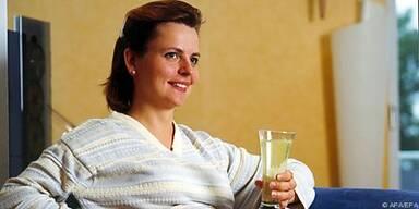 Viel trinken kann Thrombosen vorbeugen
