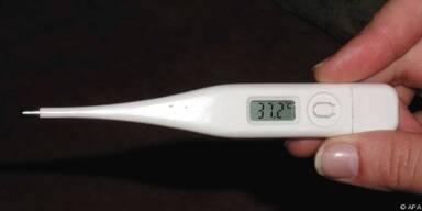 Viele der Erkrankten haben noch kein Fieber