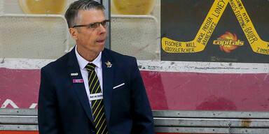 Cameron bleibt Chef-Coach der Capitals