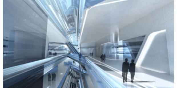 Futuristische Uni für Hongkong