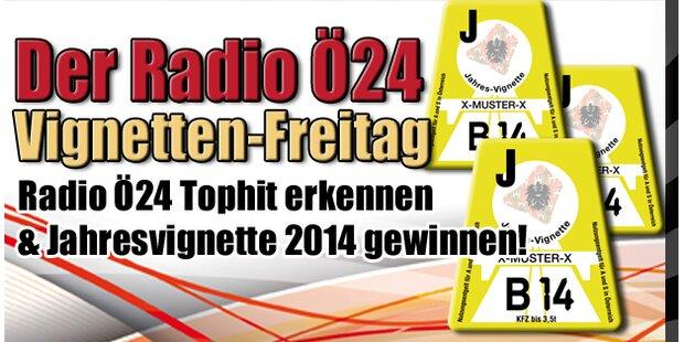 Der Radio Ö24 Vignetten-Freitag