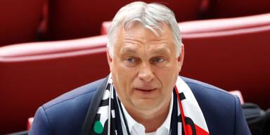 Ungarns Ministerpräsident Vikor Orabn
