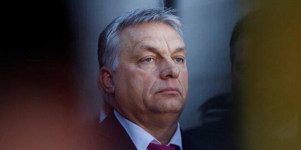 EVP legt Beziehungen zu Orban-Partei auf Eis