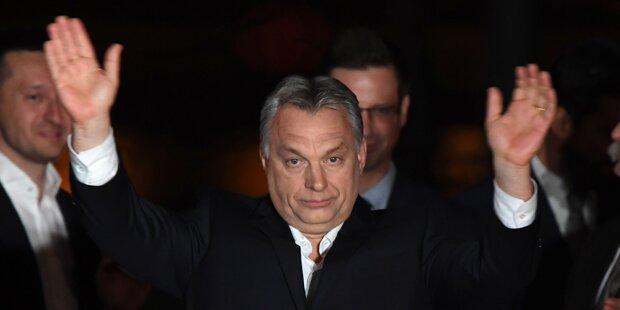 Ungarn verabschiedet