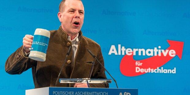 Vilimsky Ehrengast bei der AfD