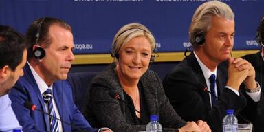 Vilimsky Le Pen Wilders