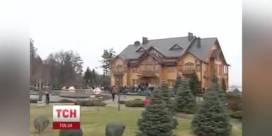 Janukowitschs Protz-Palast