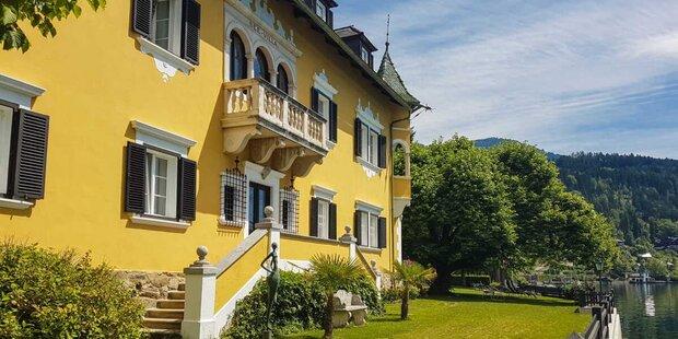 Das Schlosshotel am Millstätter See