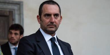 Italien-Wirbel: Sportminister fordert Absagen