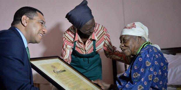 Älteste Frau der Welt starb mit 117 Jahren