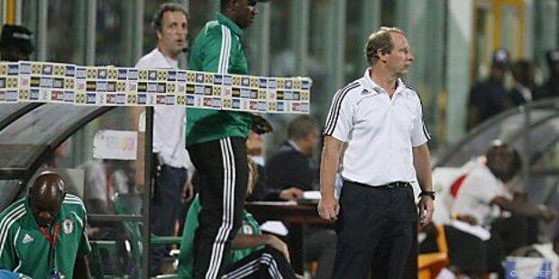 Vogts klagt nigerianischen Fußball-Verband