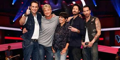 """""""The Voice of Germany 2013""""-Jury"""