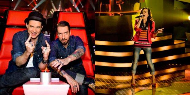 The Voice: 3. Runde für Casting-Erfolg
