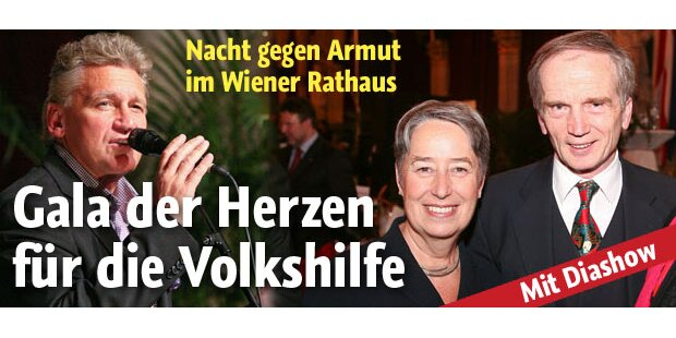 Margit Fischer: Ihre Gala der Herzen