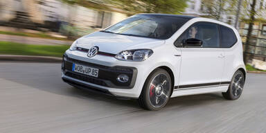 VW greift mit dem Up! GTI an