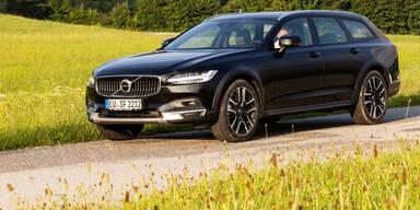 Technik-Upgrade für den Volvo V90 Cross Country