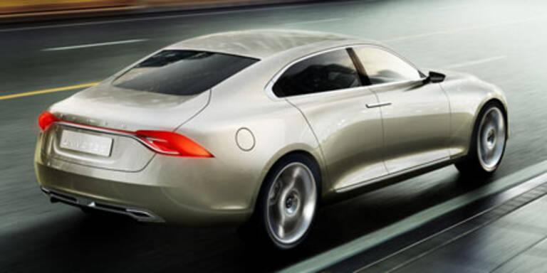 """Weltpremiere des Volvo """"Concept Universe"""""""