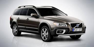 Volvo präsentiert Modelljahrgang 2012