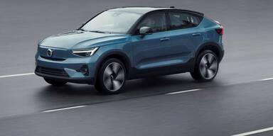 C40 Recharge: Das ist der zweite reine Elektro-Volvo
