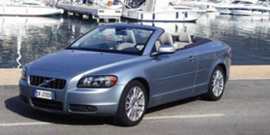Neuer Einstiegs-Diesel im Volvo-Cabrio