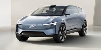 So sehen die neuen Elektro-Volvos aus