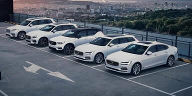 Ein Jahr Gratis-Strom für alle Plug-in-Volvos