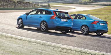 Schnellste Volvo-Modelle aller Zeiten starten