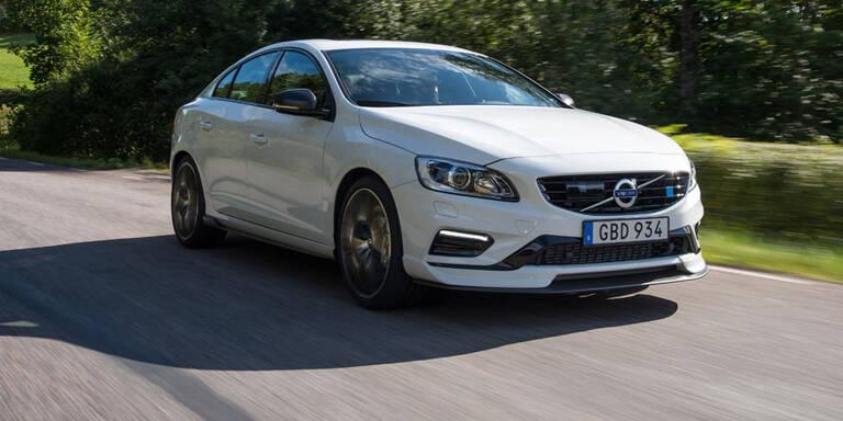Volvo schärft S60 und V60 Polestar nach