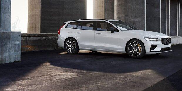 Dynamikkur für Volvo V60 und XC60