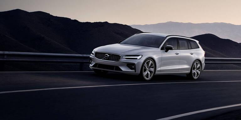 Volvo greift mit dem V60 R-Design an