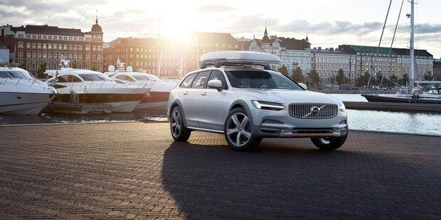 Volvo bringt den V90 CC
