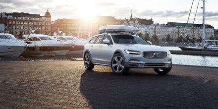 "Volvo bringt den V90 CC ""Ocean Race"""