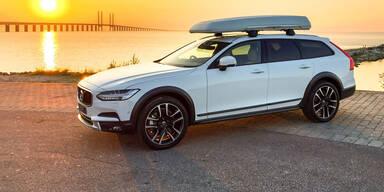Das kostet der Volvo V90 Cross Country