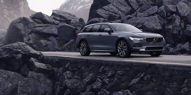 Volvo bringt neue Spar-Benziner