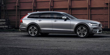 Volvo schärft den V90 Cross Country nach