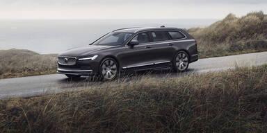 Volvo führt neue Modellnamen ein