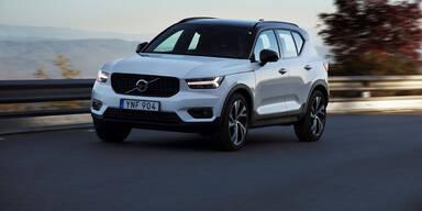 Volvo muss XC40-Produktion aufstocken
