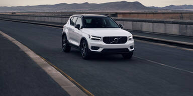 Volvo bringt zweite Version vom XC40 Plug-in-Hybrid